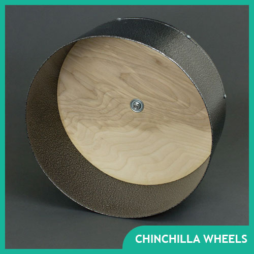 Chinchilla Exercise Wheels