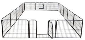 TMS Large Chinchilla Exercise Pen