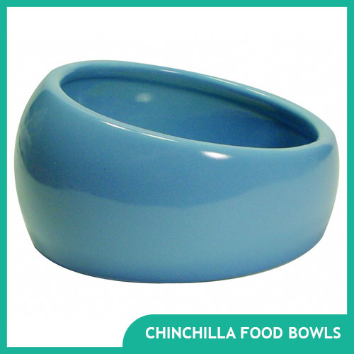 Chinchilla Food Bowls and Dishes