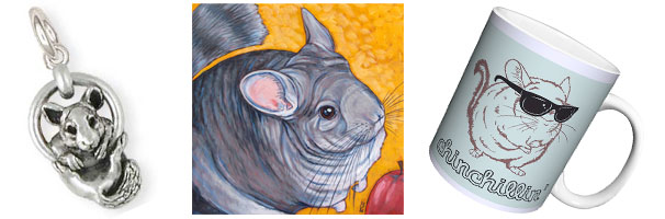 Chinchilla Gifts for Owners and Chin Lovers