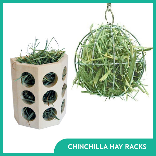Chinchilla Hay Feeder, Rack, or Holder