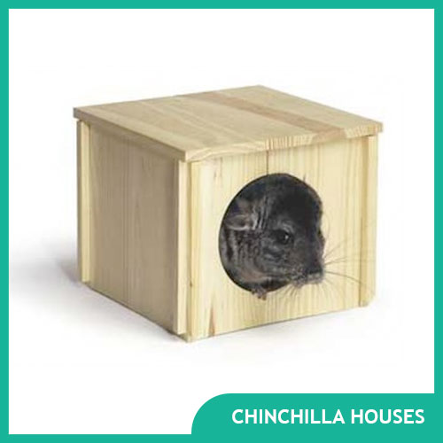 Chinchilla House, Nest Box, and Hideout