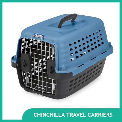 Chinchilla Travel Carriers and Cages