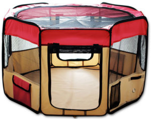 ESK Collection Small Pet Playpen