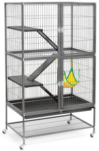 Prevue Hendry Feisty Ferret Cage for Chinchillas