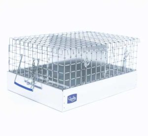 Metal Supreme Chinchilla Carrier Quality Cage Crafters