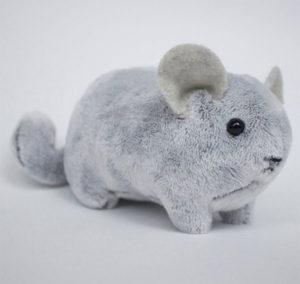 Chinchilla Stuffed Animal Gift