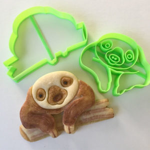 Baby Sloth Cookie Cutters