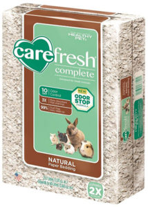 Carefresh Complete Chinchilla Bedding