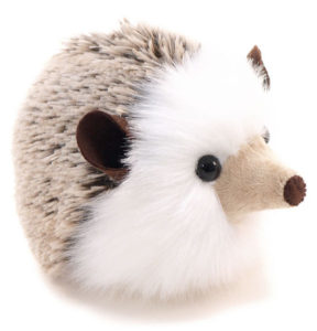 Cuddly Stuffed Hedgehog