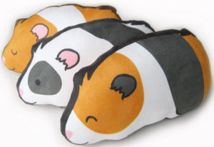 Guinea Pig Plush Pillows Gift Ideas