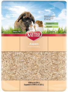 Kaytee Aspen Bedding for Chinchillas