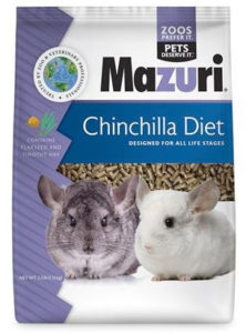 Mazuri Chinchilla Food