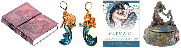 10 Splash-tastic Mermaid Gifts
