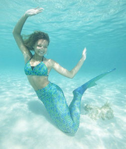 Mermaid Swim Tail