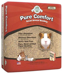 Oxbow Pure Comfort Bedding for Chinchillas