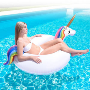 Unicorn Inflatable Raft