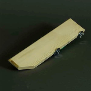 Wooden Chinchilla Ramp