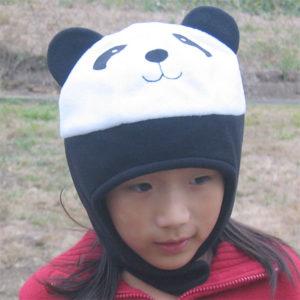 Panda Fleece Hat Panda Gift Ideas