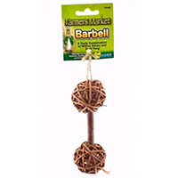 Willow Barbell Tossing Toy