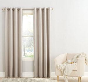 Energy Efficient Blackout Curtains