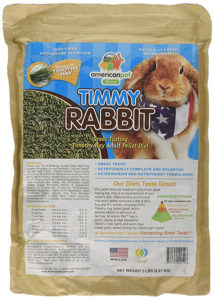 American Pet Diner Timmy Rabbit Pellet