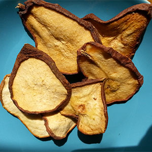 Dehydrated Pear Slices