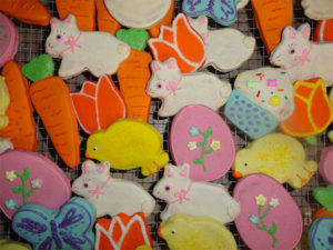 "Dog Easter ""Cookie"" Treats"