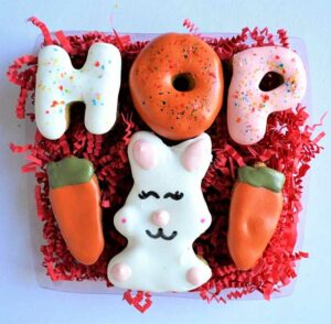 """Dog Easter """"Cookie"""" Treats"""