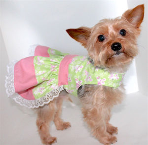Easter Dog Dress