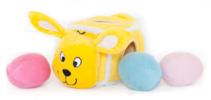 Hide-an-Egg Burrow Toy for Dogs