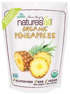 Organic Dried Pineapple Pet Rabbit Treats
