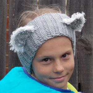 Koala Earwarmer Headband