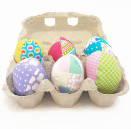 Catnip Easter Egg Toys - Easter Gifts for Cats