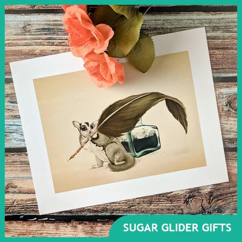 Sugar Glider Gifts