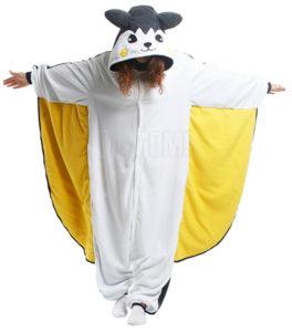 Sugar Glider Onesie Costume