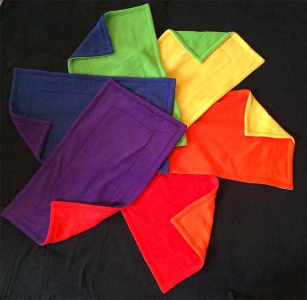 Custom Chinchilla Cage Fleece Liners
