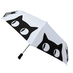 Peeking Cat Umbrella