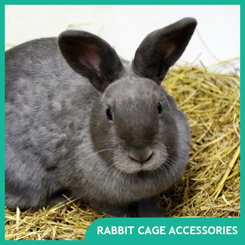 Rabbit Cage Accessories & Supplies